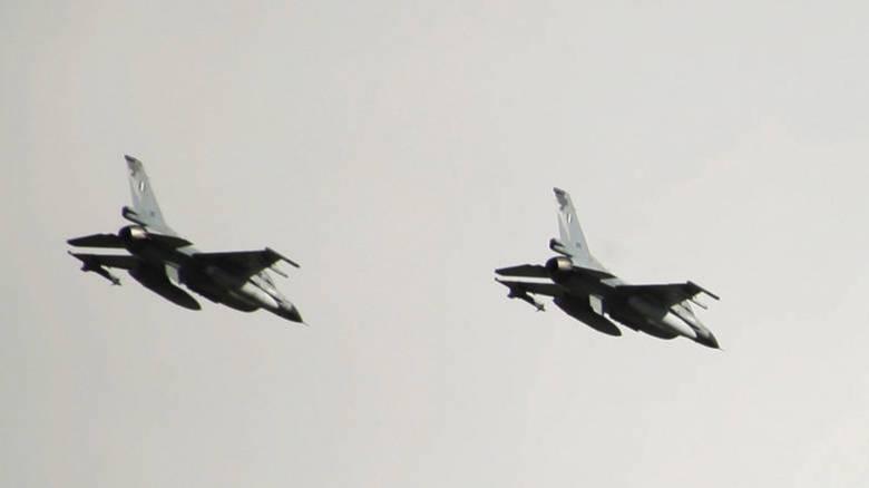 Ελληνικά F-16 αναχαίτισαν τουρκικό drone