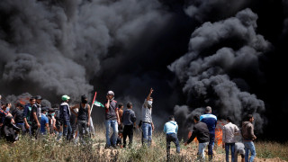 Αυξήθηκαν οι νεκροί από τις συγκρούσεις στη Γάζα - Περισσότεροι από 400 οι τραυματίες