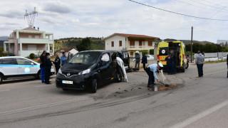 Τροχαίο δυστύχημα με έναν νεκρό στο Ναύπλιο