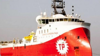 Ξανά για έρευνες στα βορειοανατολικά της Κύπρου το τουρκικό Barbaros
