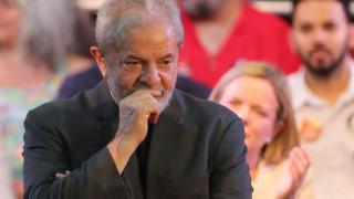 Βραζιλία: Νέα απόρριψη στην προσφυγή του πρώην προέδρου Λούλα να αποφύγει τη φυλάκιση