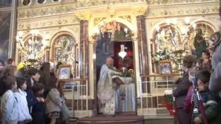 Η ξεχωριστή Πρώτη Ανάσταση στη Χίο (vid)