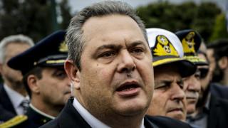 Μήνυμα Καμμένου για τους δύο Έλληνες στρατιωτικούς