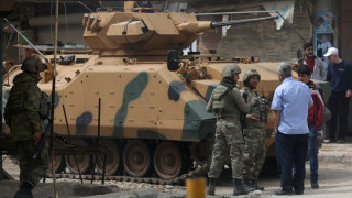 Ο ενδόμυχος πόθος της Τουρκίας στο Αφρίν