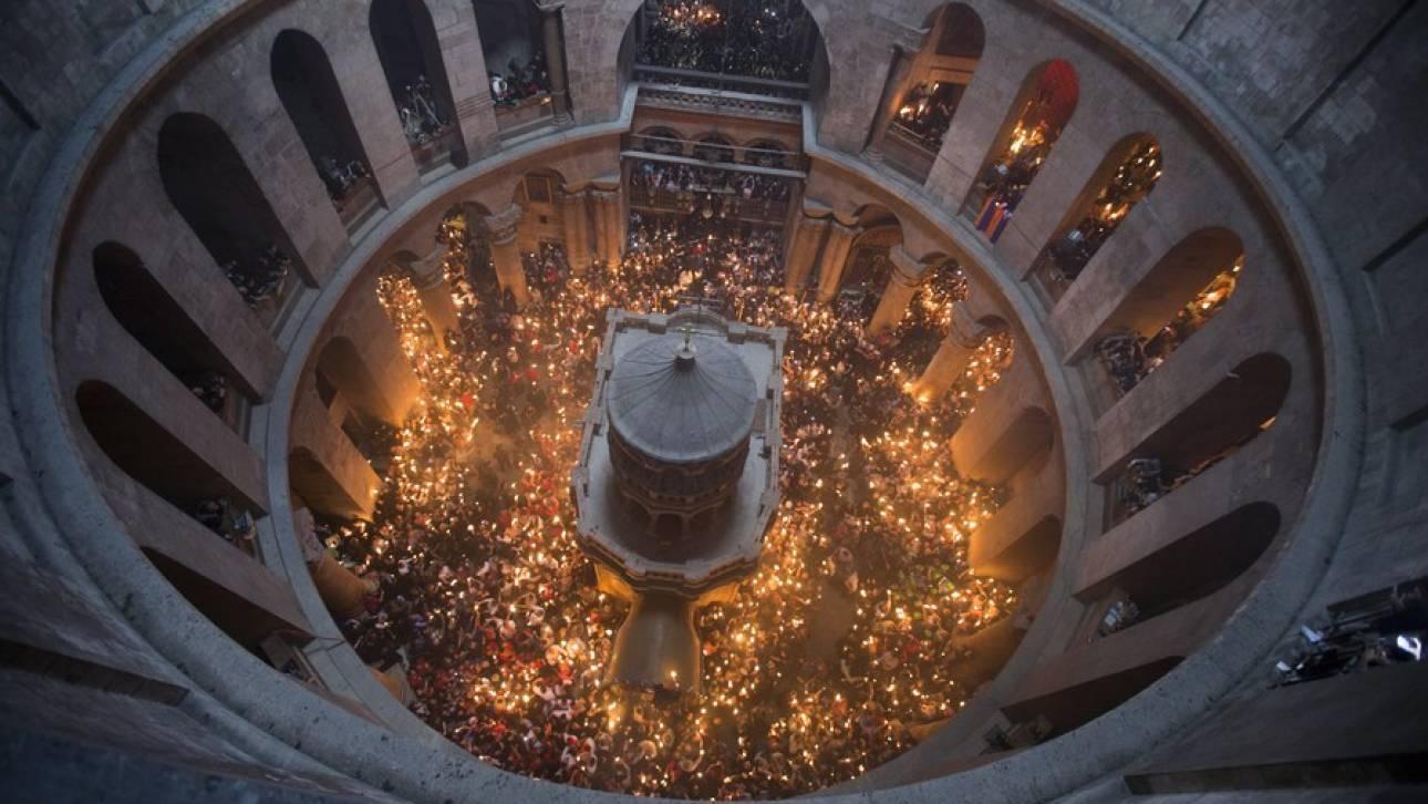 Ναός του Πανάγιου Τάφου: Το κλειδί του ιερότερου τόπου της Χριστιανοσύνης κρατούν δύο… μουσουλμάνοι