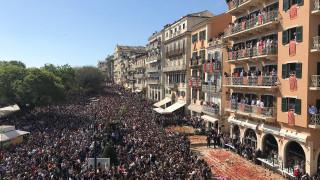 Το Reuters εξυμνεί τους «Μπότηδες» της Κέρκυρας με αφιέρωμά του