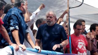 Βραζιλία: Θα παραδοθεί στις Αρχές ο Λούλα - Απορρίφθηκε το αίτημα να παραμείνει ελεύθερος