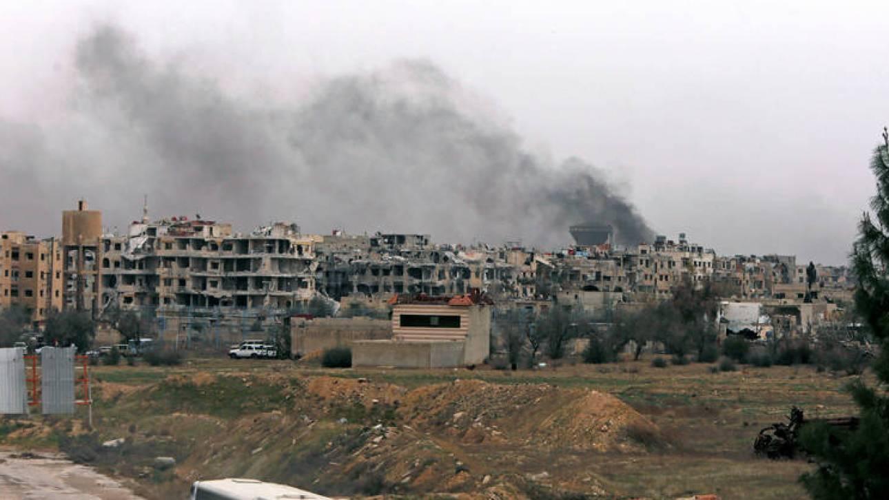 Συρία: Υποψίες για επίθεση με χημικά στη Ντούμα