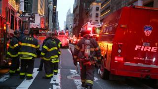Ένας νεκρός και τέσσερις τραυματίες από φωτιά στον Πύργο Τραμπ