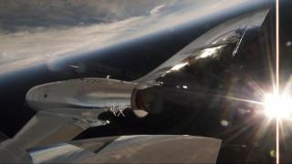 Ένα βήμα πιο κοντά στον διαστημικό τουρισμό: Επιτυχής η δοκιμαστική πτήση της Virgin Galactic