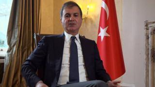 Ομέρ Τσελίκ: «Πολιτικός κωμικός» ο Καμμένος, να τον καταδικάσει η ΕΕ
