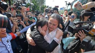 Χάθηκε όταν ήταν τριών - Σήμερα, 24 χρόνια μετά, ξαναβρίσκει τους γονείς της