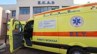 Τροχαίο δυστύχημα στην Κακιά Σκάλα με έναν νεκρό και δύο τραυματίες