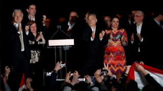 Ουγγαρία: Θρίαμβος για τον Βίκτορ Όρμπαν στις βουλευτικές εκλογές