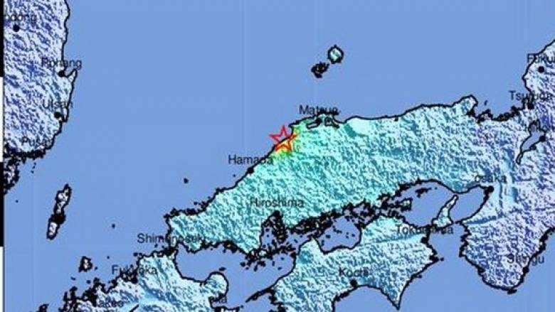 Τραυματίες από τον σεισμό των 6,1 Ρίχτερ στην Ιαπωνία