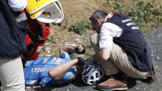 Νεκρός από ανακοπή καρδιάς 23χρονος ποδηλάτης-Κατέρρευσε κατά τη διάρκεια αγώνα