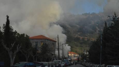 Αράχωβα: Χάθηκε στους καπνούς από το ψήσιμο των αρνιών