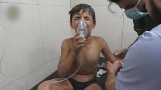 Συρία: 60 νεκροί από την φερόμενη επίθεση με χημικά-Δεν βρέθηκαν ίχνη χημικών λέει ο Λαβρόφ