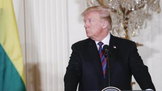 Τραμπ: Θέμα ωρών οι αποφάσεις μας για την «αποτρόπαια επίθεση» στη Συρία