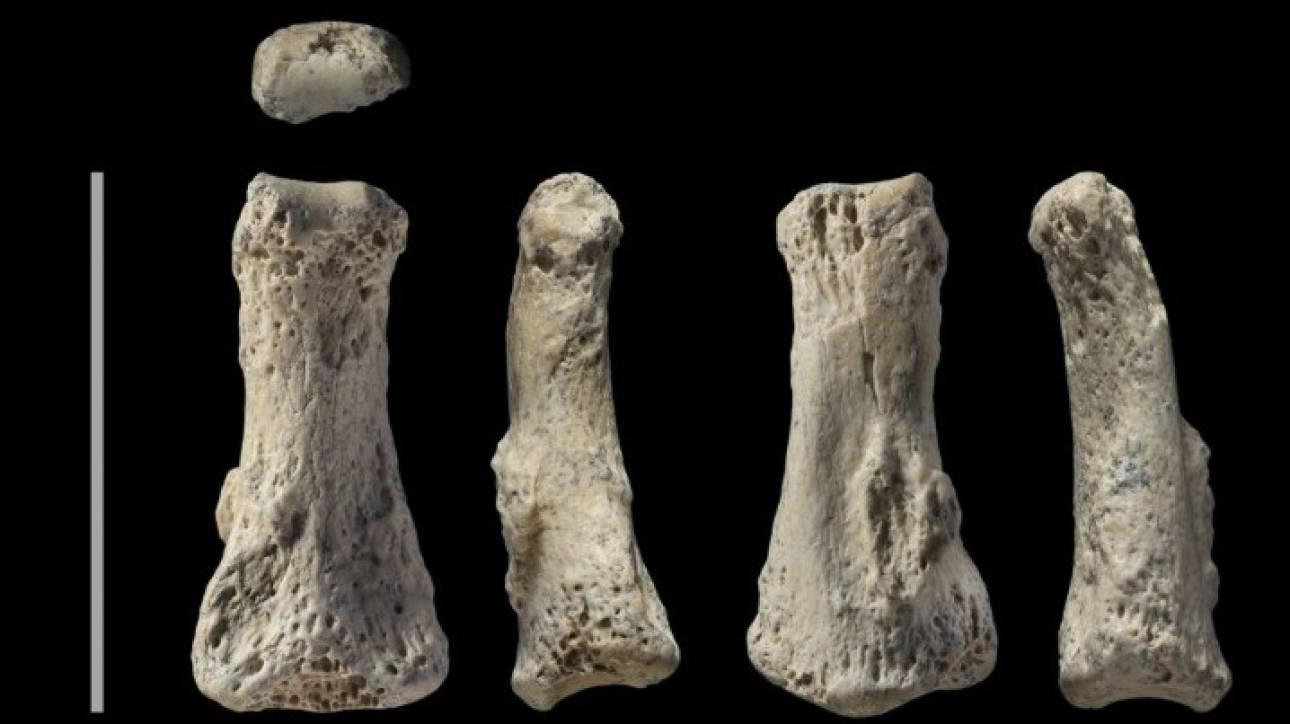 Ανακαλύφθηκε απολίθωμα του Homo Sapiens ηλικίας 90.000 ετών