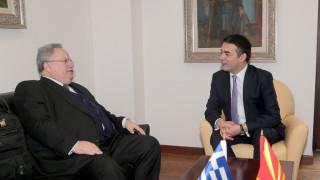 Eντατικοποιείται η διαπραγμάτευση για το Σκοπιανό