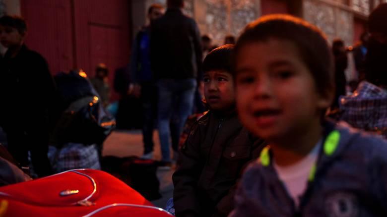 Γιορτή για τους χριστιανούς πρόσφυγες που ζουν στη Μυτιλήνη