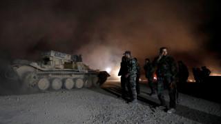 Σε ετοιμότητα ο συριακός στρατός-Θέμα ωρών η αμερικανική απάντηση στην επίθεση με χημικά