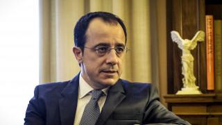 Χριστοδουλίδης: Διαπραγματευόμαστε για αγωγό φυσικού αερίου από την ΑΟΖ έως την Αίγυπτο