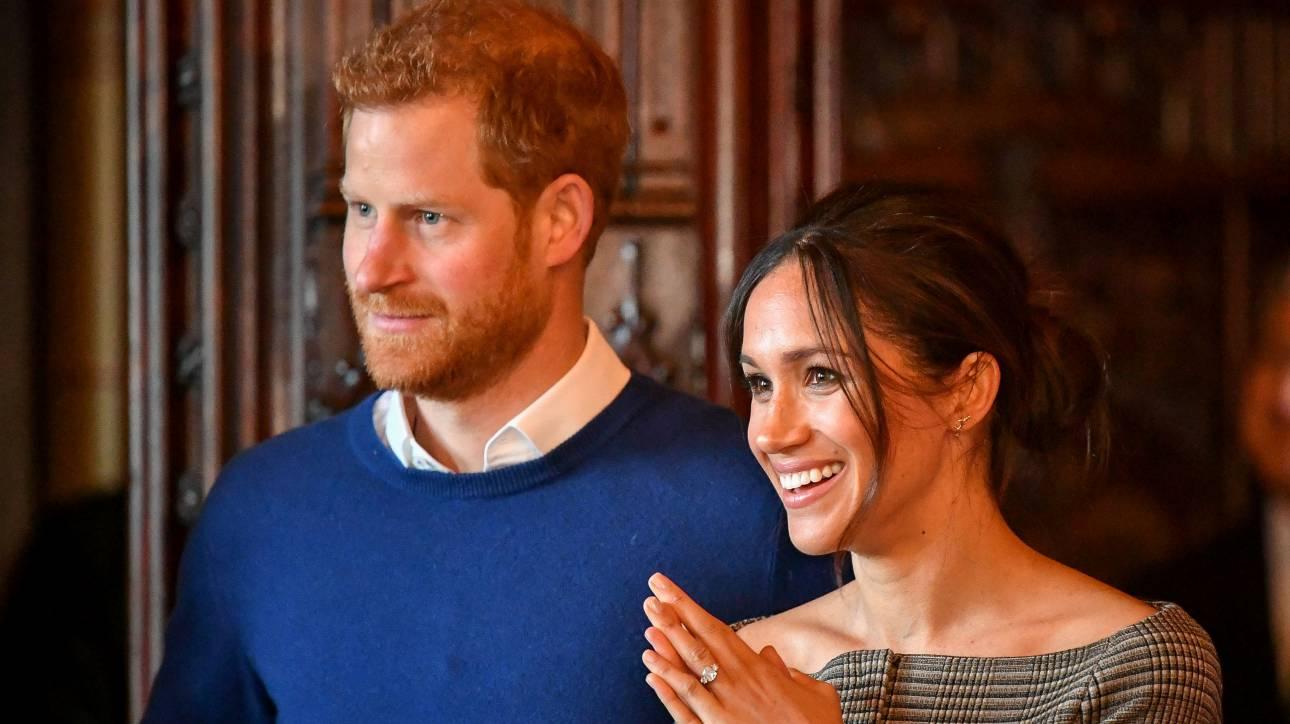 Ποιοι δεν θα λάβουν προσκλητήριο για το γάμο του πρίγκιπα Χάρι και της Μέγκαν Μαρκλ