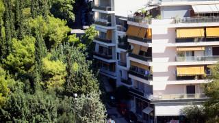Πώς ο αποπληθωρισμός «διέσωσε» τις τιμές ακινήτων στην Αθήνα