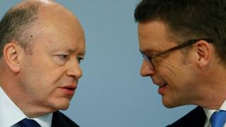 Αλλαγή σκυτάλης στην Deutsche Bank
