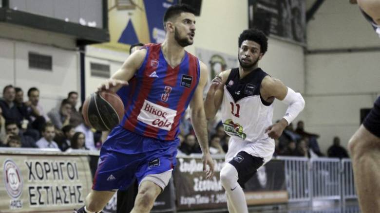 Basket League: Ανάσα για Πανιώνιο, «φουντώνει» η μάχη της παραμονής