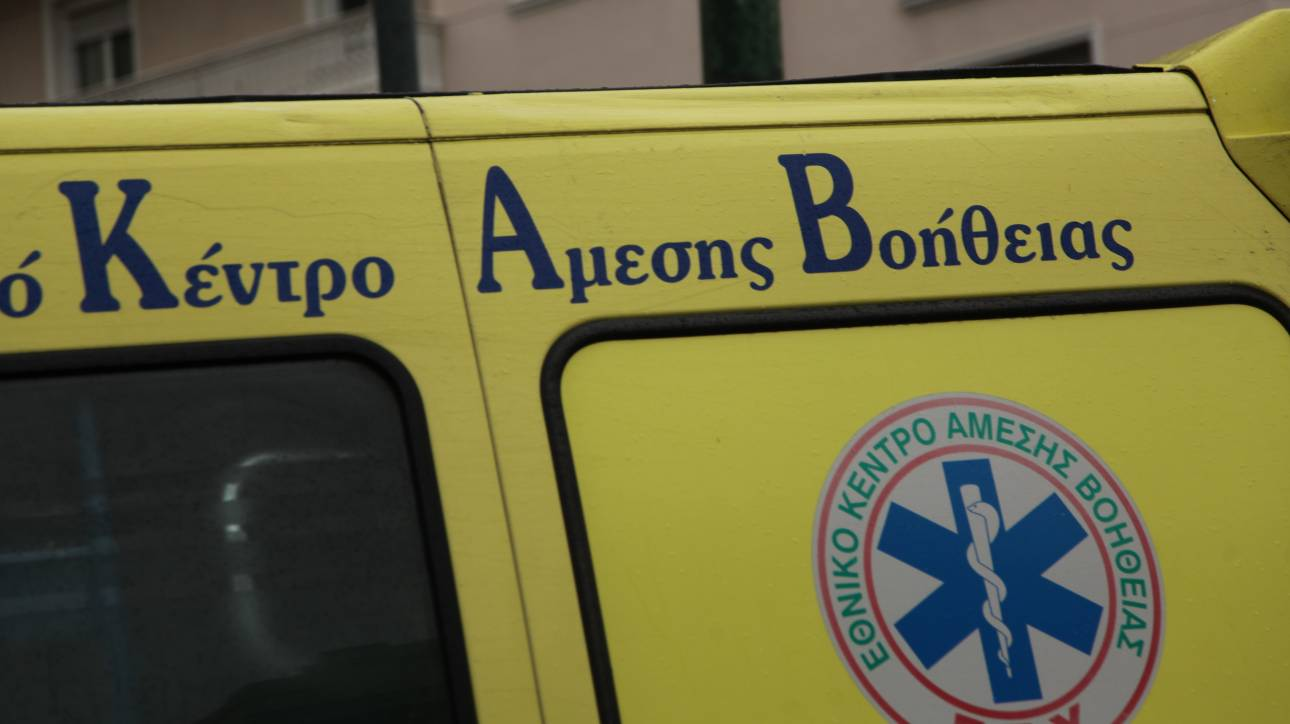 Βόλος: 53χρονος άνδρας έπεσε στο κενό από τον τρίτο όροφο