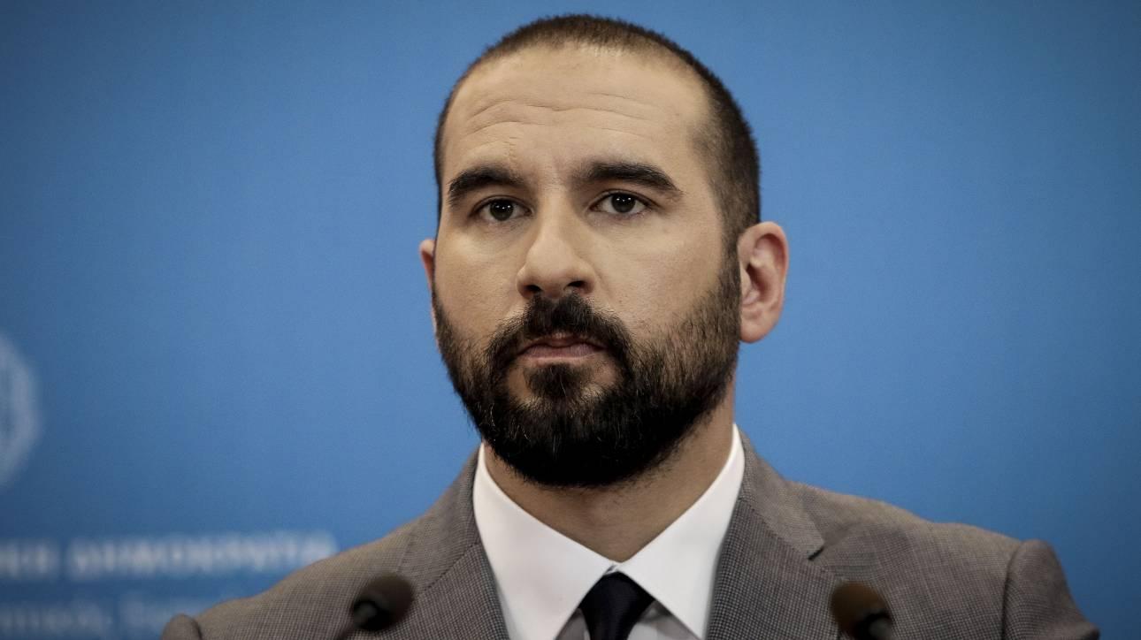 Τζανακόπουλος: Δεν τίθεται θέμα προληπτικής πιστοληπτικής γραμμής