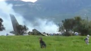 Συντριβή αεροσκάφους στην Αλγερία: Πάνω από 200 οι νεκροί