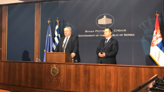 Διαβεβαίωση Κοτζιά στον Σέρβο ΥΠΕΞ: Δεν θα αλλάξει η στάση μας απέναντι στο Κόσοβο