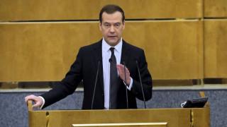 Μεντβέντεφ: Ευρώπη και ΗΠΑ επιμένουν να παρουσιάζουν την Ρωσία ως εχθρό