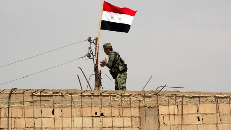 Δαμασκός: Οι ΗΠΑ λένε ψέματα για να στοχεύσουν το έδαφος της Συρίας