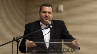 Συνάντηση του πρέσβη της Κύπρου στην Ελλάδα με τον αρχηγό του ΓΕΣ