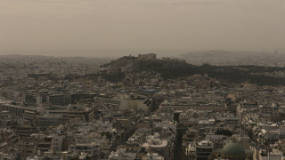 Πότε επιστρέφει η αφρικανική σκόνη στην Αθήνα