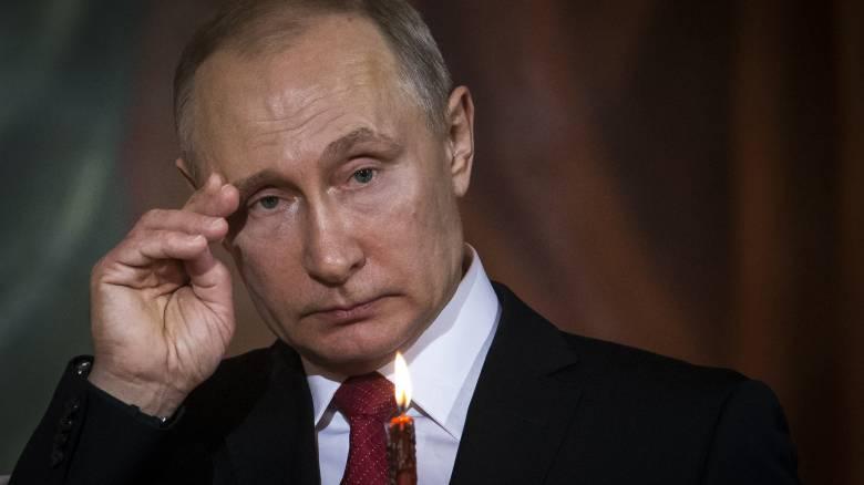 Πούτιν: Ο κόσμος γίνεται πιο χαοτικός αλλά ελπίζουμε ότι θα πρυτανεύσει η λογική