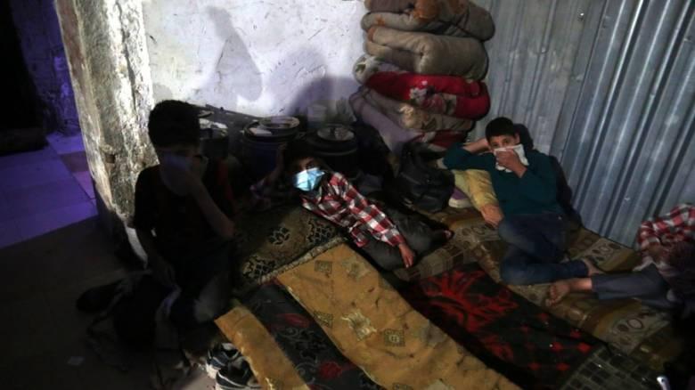Ανάλυση CNNi: Πρέπει Δύση να «απαντά» σε επιθέσεις με χημικά όπλα;