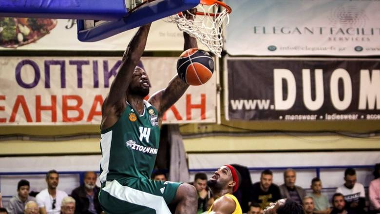 Basket League: Μαθηματικά πρώτος ο Παναθηναϊκός Superfoods, μεγάλο «διπλό» ο ΠΑΟΚ