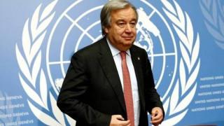 Γκουτέρες: Tα πέντε μόνιμα μέλη του ΣΑ να αποτρέψουν μια κατάσταση «εκτός ελέγχου» στη Συρία