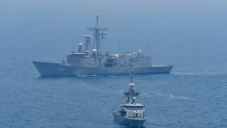 Στρατιωτική αποβατική άσκηση της Τουρκίας απέναντι από τη Χίο