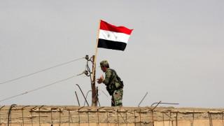 Ρωσία: Η συριακή σημαία κυματίζει σε όλη την Ανατολική Γκούτα