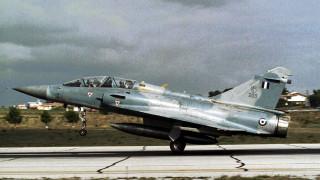 Πτώση Mirage 2000 της πολεμικής αεροπορίας ανοικτά της Σκύρου