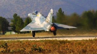 Πτώση Mirage: Νεκρός ο πιλότος του αεροσκάφους