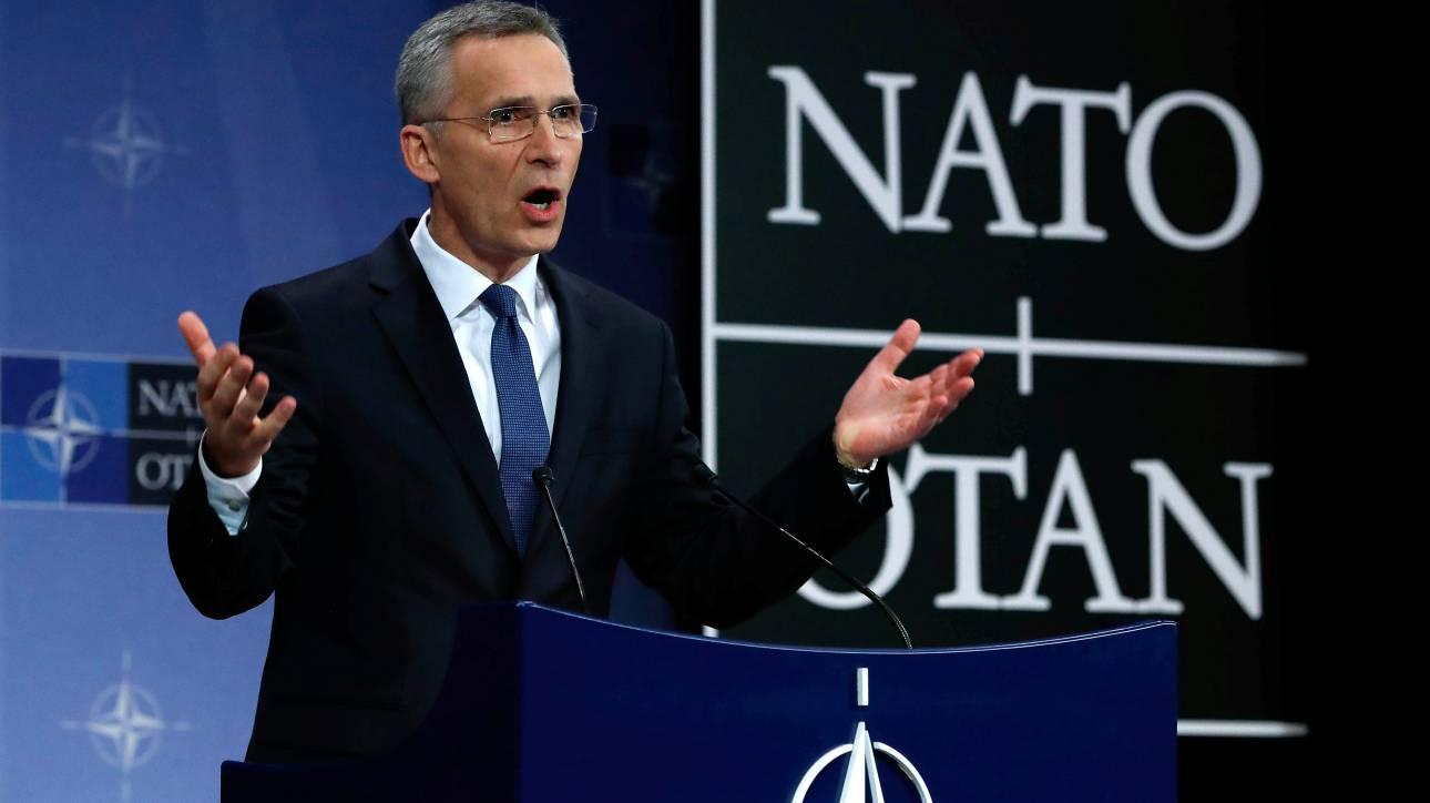 Στόλτενμπεργκ: Δεν θέλουμε έναν νέο ψυχρό πόλεμο