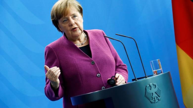 Μέρκελ: Δεν θα πάρουμε μέρος σε ενδεχόμενη στρατιωτική επιχείρηση στη Συρία